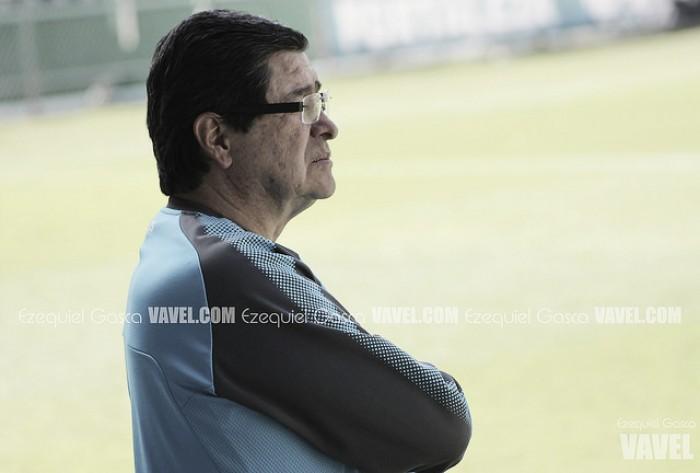 """Luis Fernando Tena: """"Necesitamos el apoyo de la gente"""""""