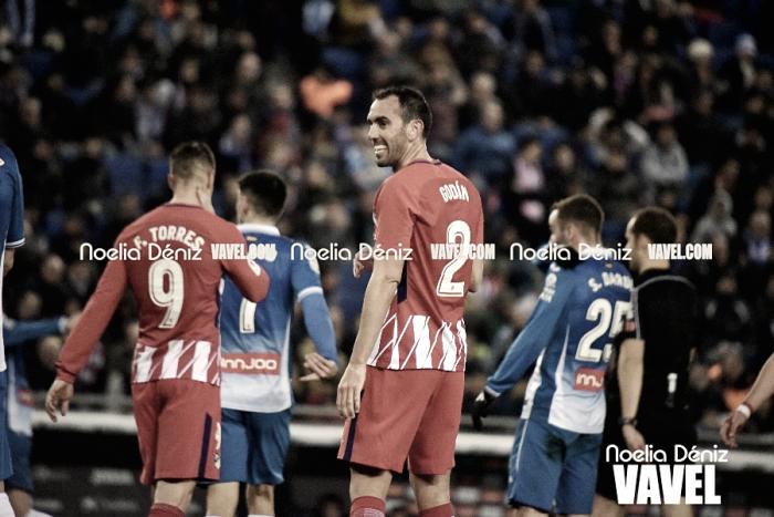 Anuario VAVEL Atlético de Madrid 2017: Diego Godín, el faraón de la zaga