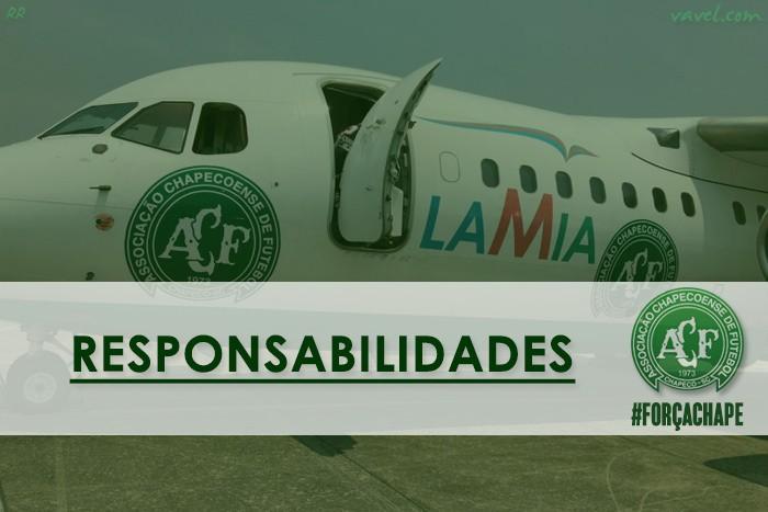 Um ano do acidente da Chapecoense: responsabilidades pela tragédia na Colômbia