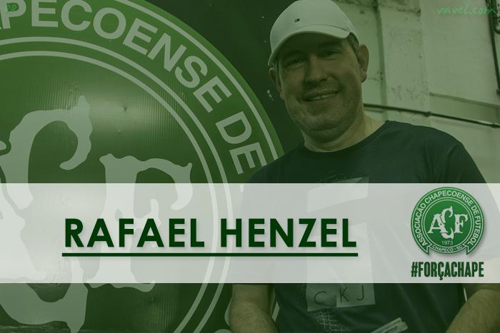 Um ano do acidente da Chapecoense:a superação e recomeço de Rafael Henzel