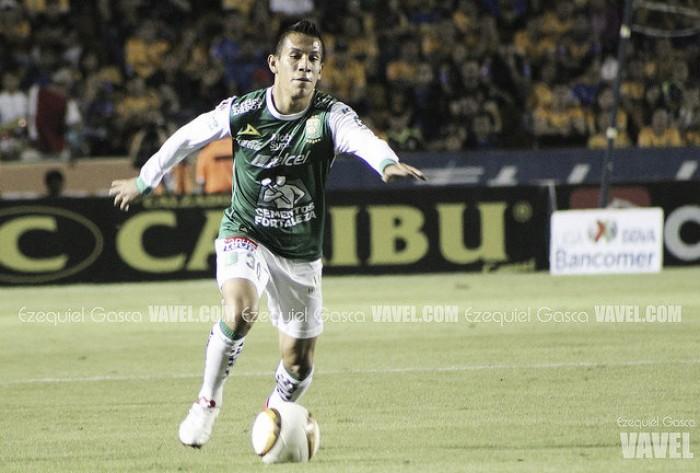 José Iván Rodríguez, frustrado por la eliminación de León