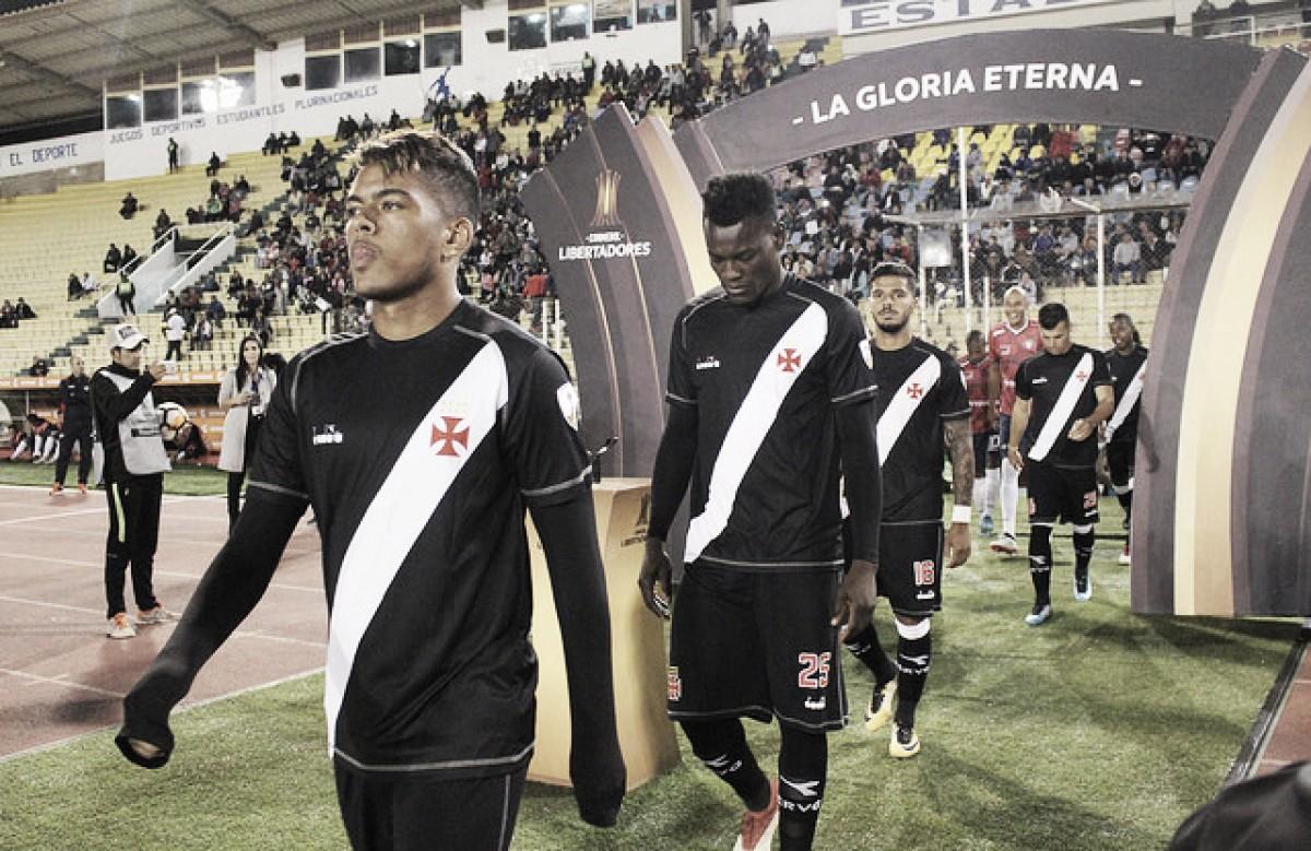 Vasco: uma análise dos gols marcados e sofridos pelo Cruz-Maltino na Copa Libertadores