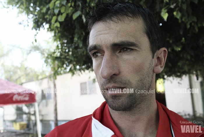 """Marcelo Barovero: """"Fue un partido perfecto"""""""