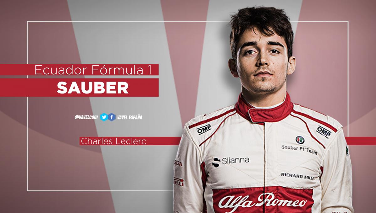 Ecuador Mundial F1: Charles Leclerc, el 'niño' con madera de leyenda