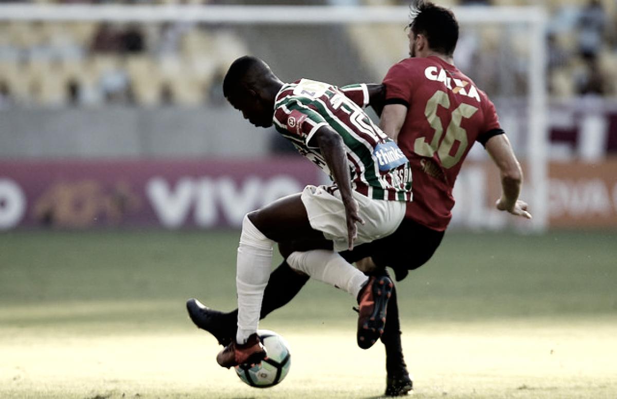 Sport e Fluminense se enfrentam para afastar má fase no Brasileirão