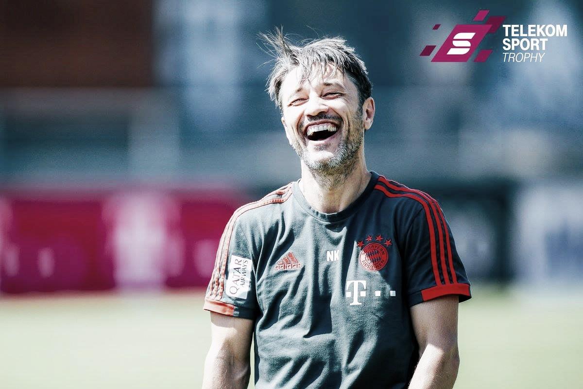 """Kovac: """"El fútbol es integración"""""""