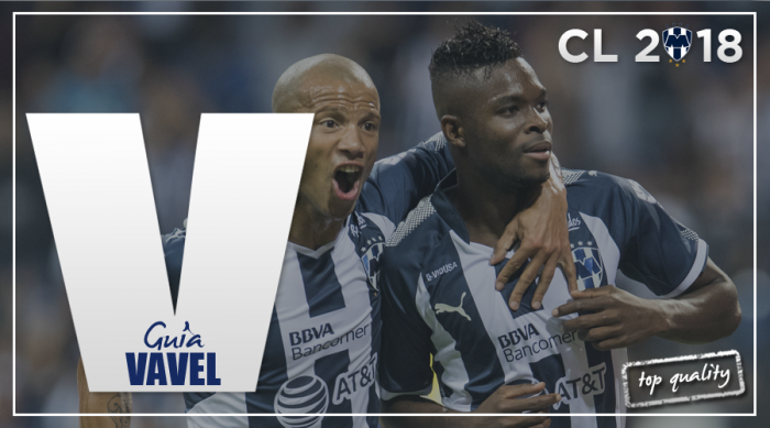 Guia VAVEL Clausura 2018: Rayados de Monterrey