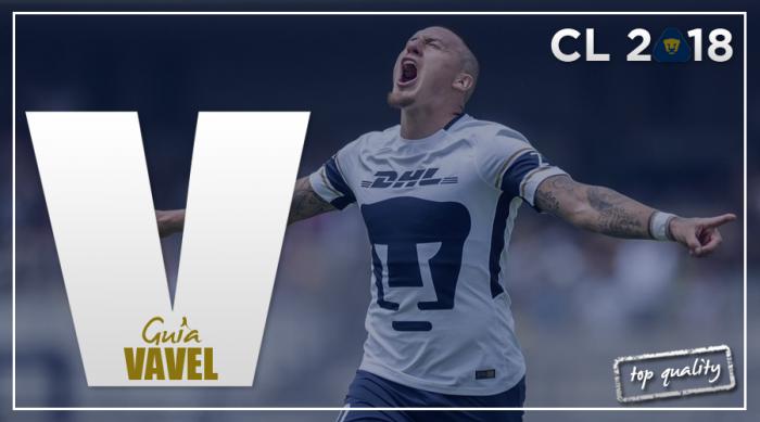 Guia VAVEL Clausura 2018: Pumas UNAM
