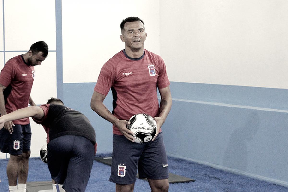 Goleador Zé Carlos retorna ao Tigre — Confirmado