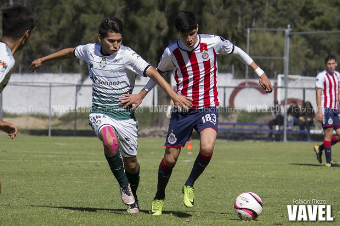 Fotogalería: Chivas vs Santos Sub-17 de la Liga MX