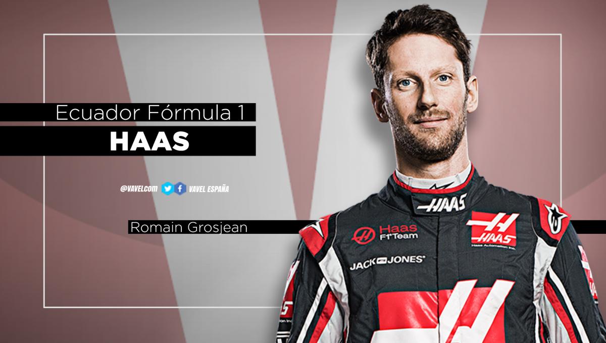 Ecuador Mundial F1: Romain Grosjean, la irregularidad hecha realidad