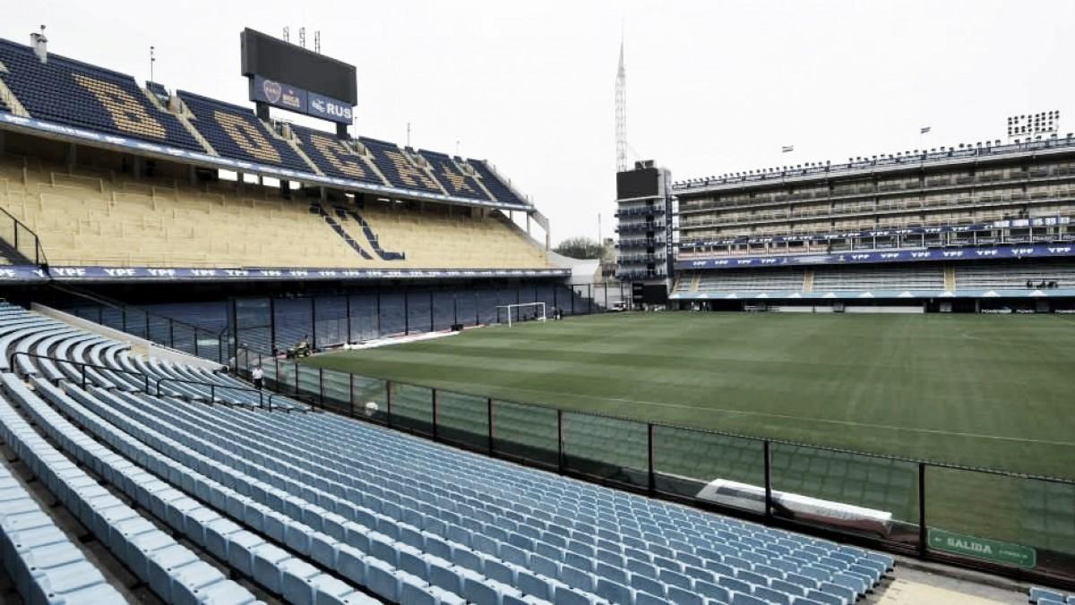 La casa de Boca Juniors: los emblemas Xeneizes