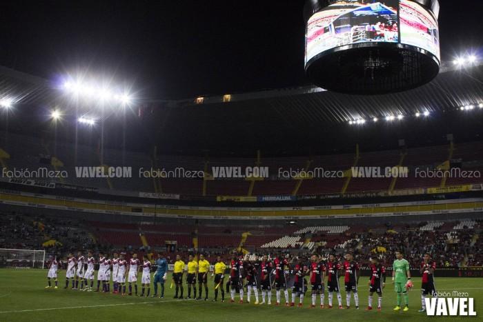 Fotos | Debut Triste para los Rojinegros del Atlas en la Copa Mx