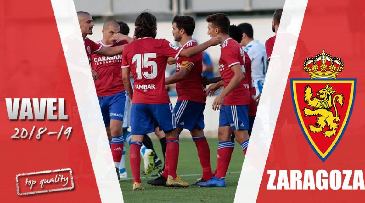 Guía VAVEL Real Zaragoza 2018-2019: el ascenso entre ceja y ceja