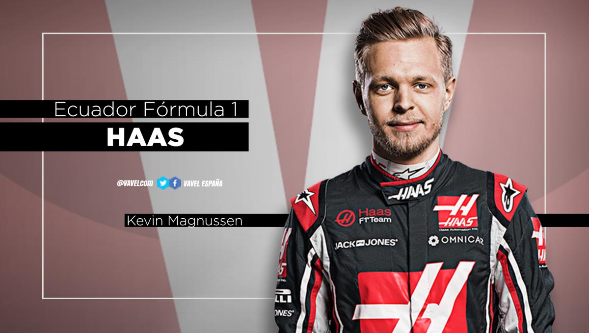 Ecuador Mundial F1: Kevin Magnussen, el chico malo de la parrilla
