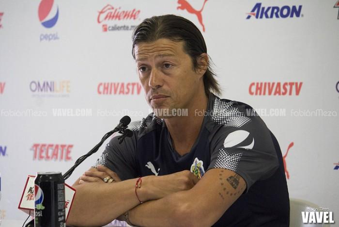 Matías Almeyda: ''Fue un partido parejo''