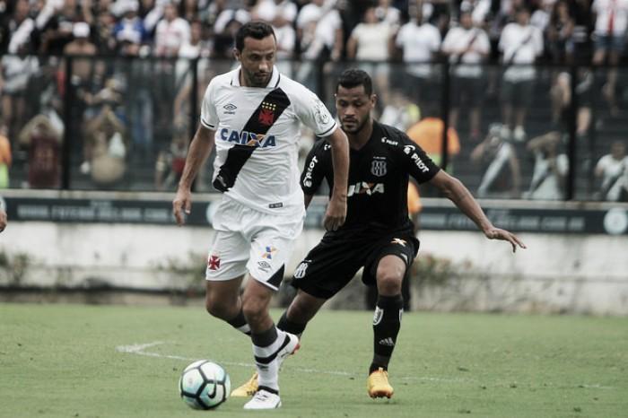 """Nenê exalta temporada do Vasco e afasta desconfiança: """"Muitos não esperavam"""""""