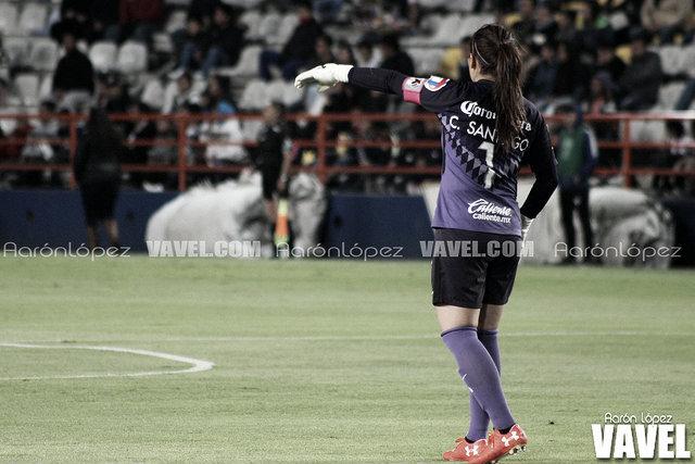"""Cecilia Santiago: """"Lo más importante para mí es este campeonato"""""""