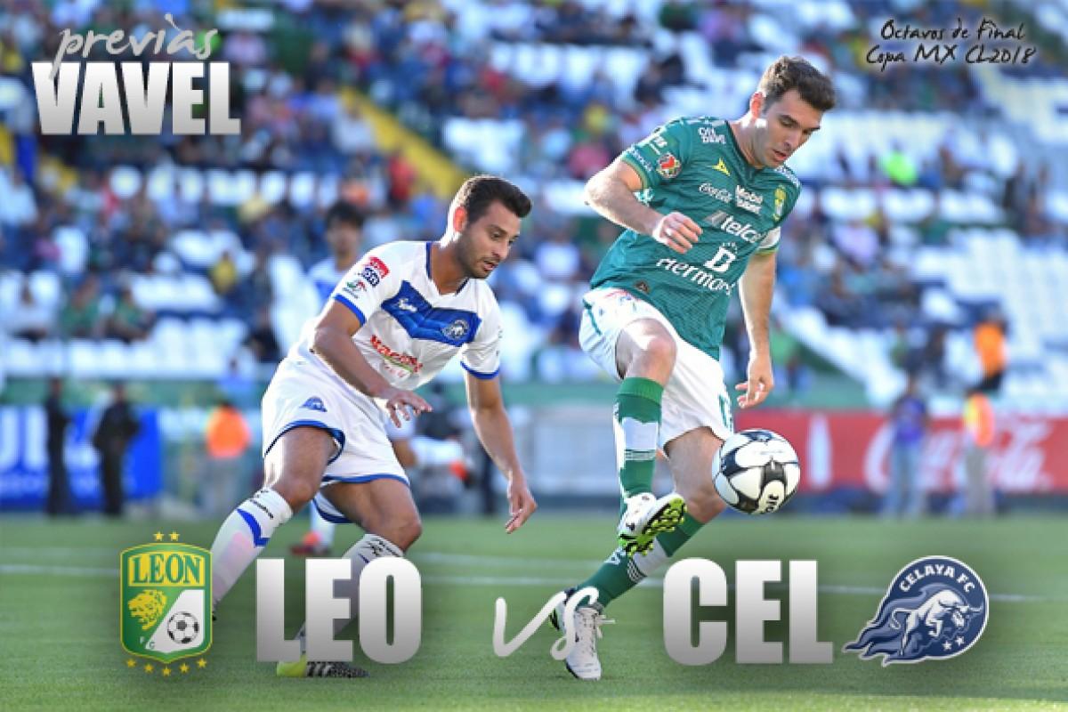 Previa León vs Celaya: viejos recuerdos en juego en el Bajío
