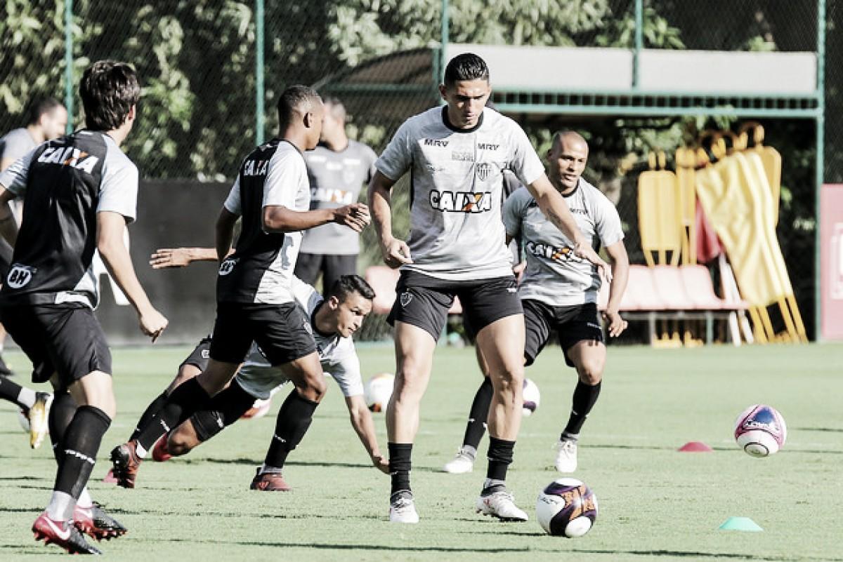 Relacionados: Para duelo contra a Tombense, Atlético-MG terá time totalmente alternativo