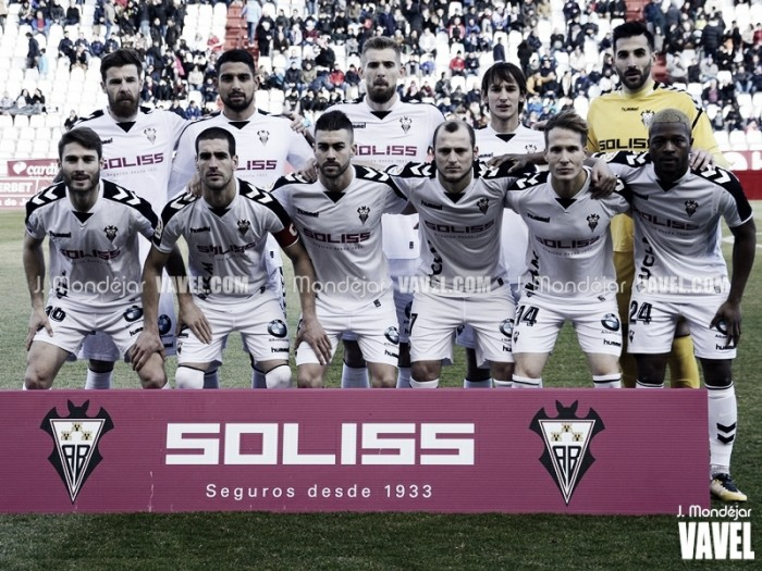 Puntuaciones Albacete - Tenerife, jornada 21 de LaLiga123