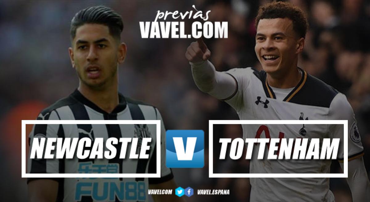Previa Newcastle-Tottenham: A empezar con buen pie