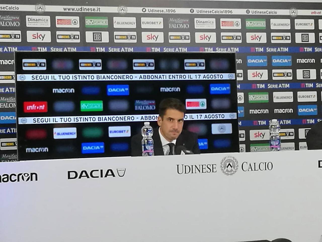 """Udinese - Velazquez: """"Dura perdere partite così, ora pensiamo all'Empoli"""""""