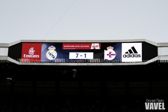 Tercer partido con siete goles para Zidane