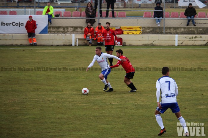 El Deportivo Aragón y el vaso medio vacío