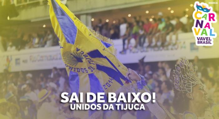 Especial #CarnaVAVEL: Sai de Baixo! Unidos da Tijuca e Miguel Falabella. O que esperar?
