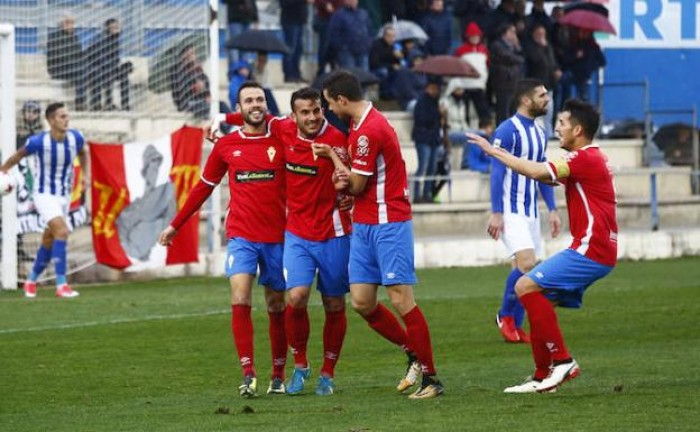 La fe premió al Real Murcia en el descuento