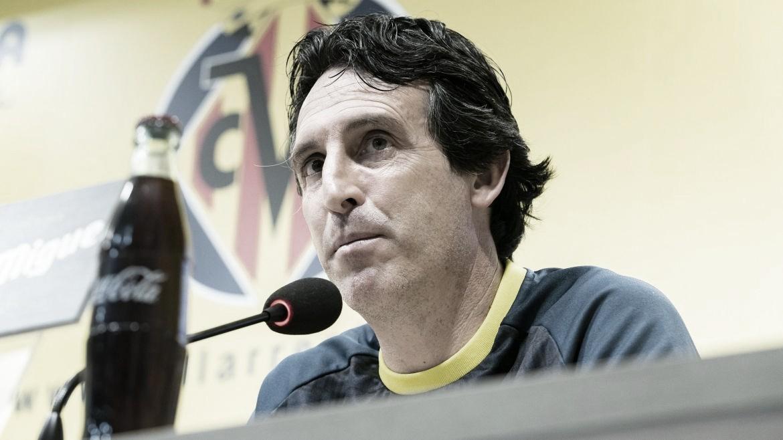 """Unai Emery: """"Nos centramos en la Europa League, pero no podemos alejarnos de la realidad de LaLiga"""""""
