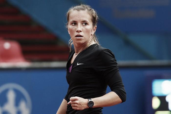Teliana Pereira luta mas é eliminada por Annika Beck na estreia em Nuremberg