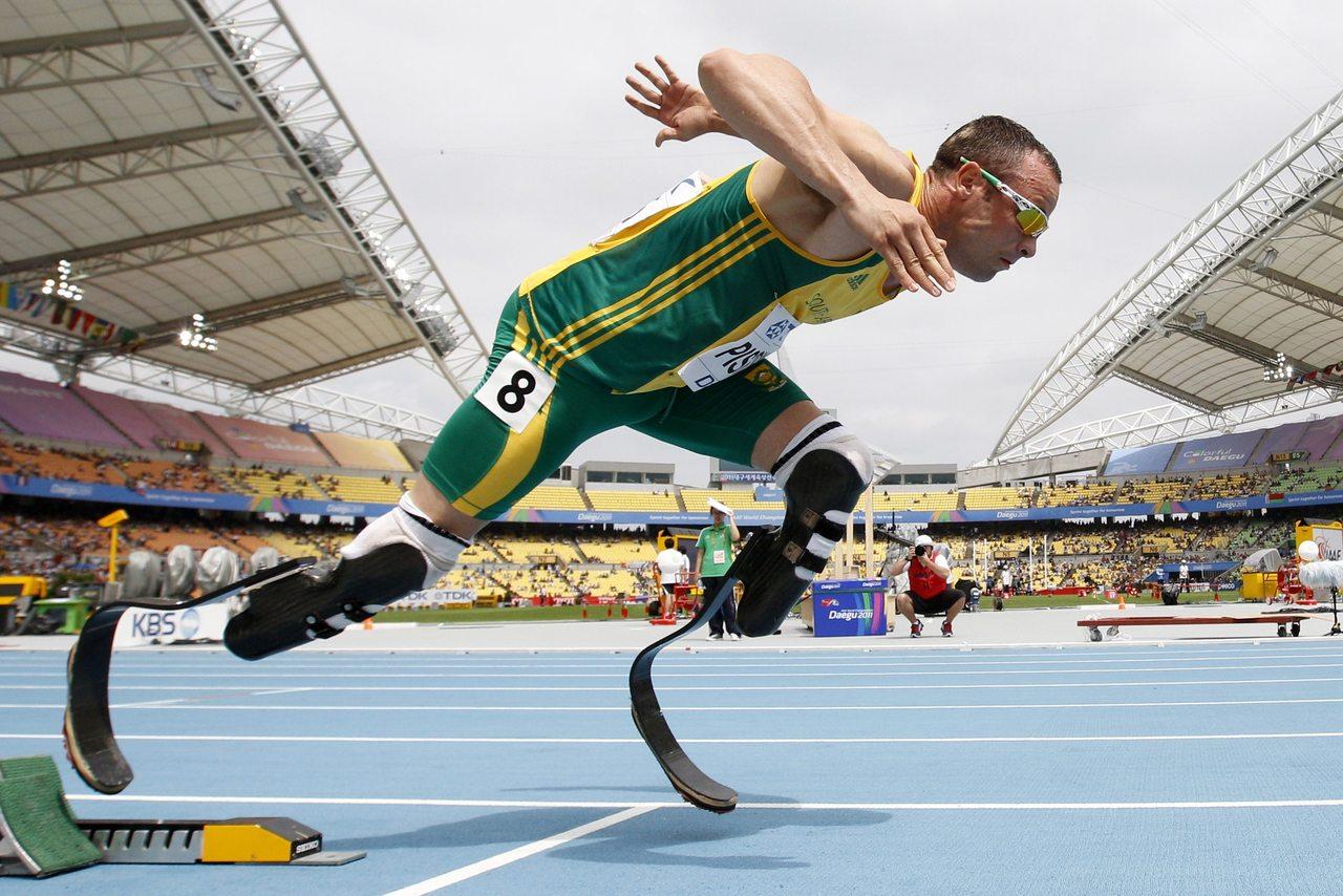 Oscar Pistorius, superación como bandera