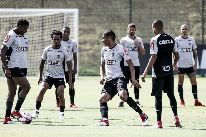 Resultado Atlético-MG x Patrocinense online pelo Campeonato Mineiro (2-2)