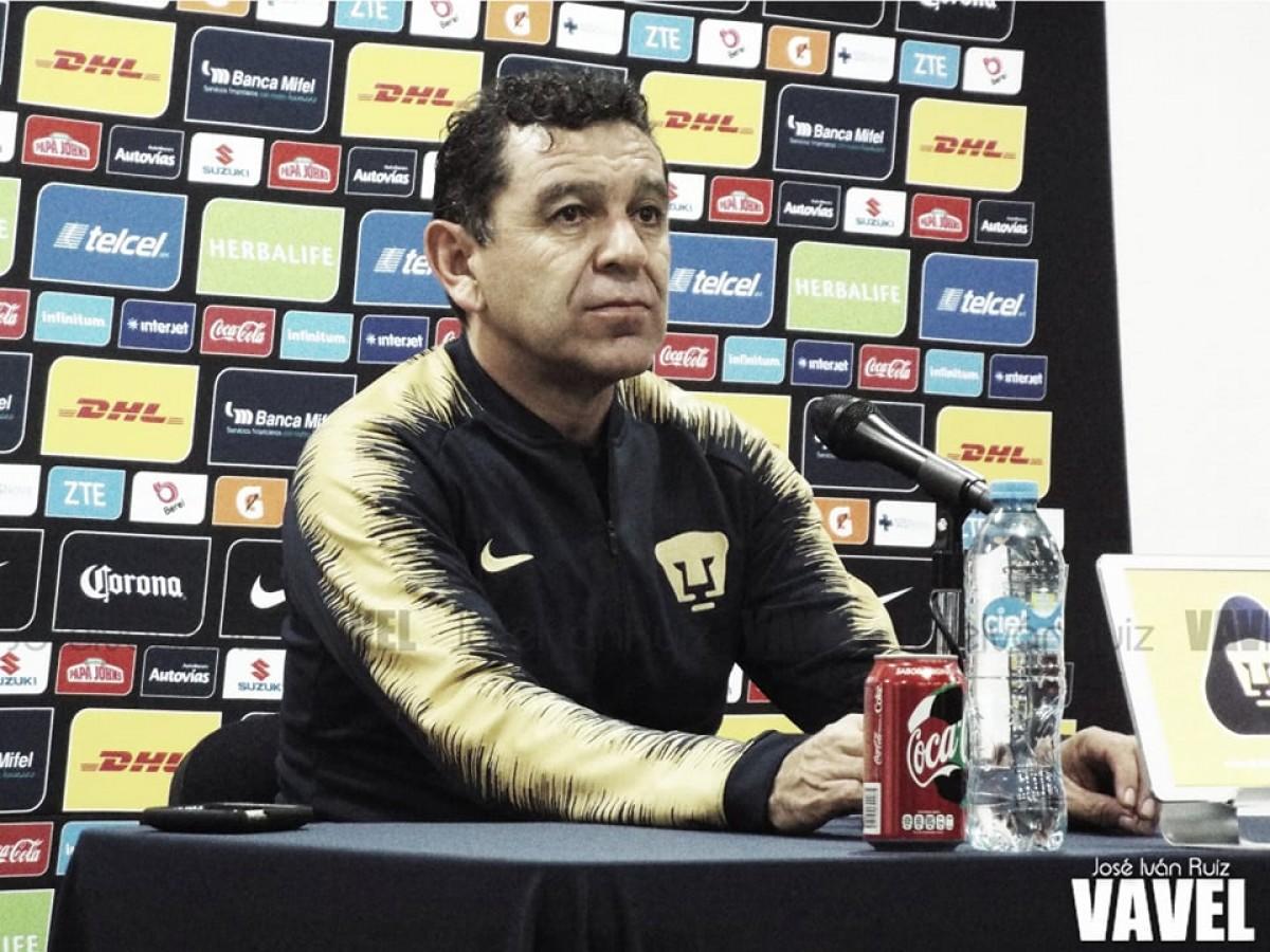 """David Patiño: """"Nos faltó meter un gol para aspirar a ganar"""""""