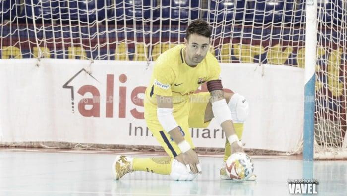 Paco Sedano renueva con el Barça hasta 2020