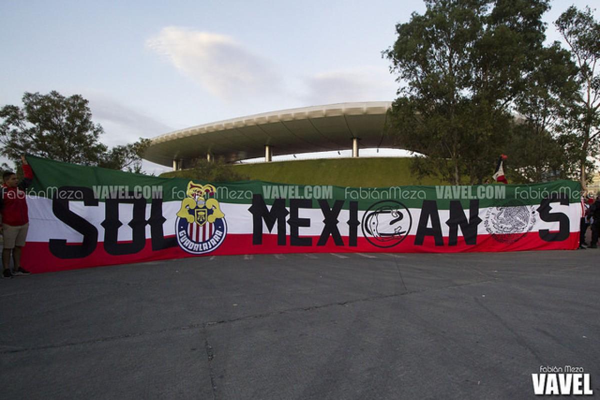 Galería: Chivas vs Tigres Jornada 12 Clausura 2018 Liga MX