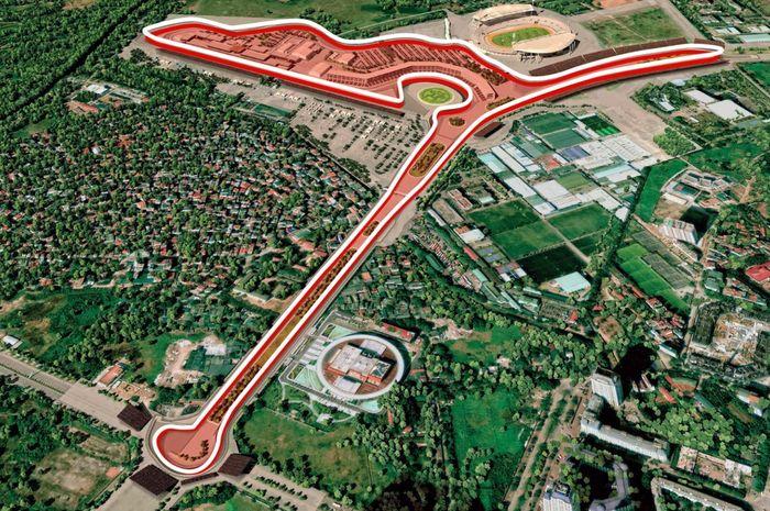 Vietnam Resmi Gelar Balapan F1 Mulai 2020