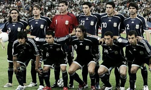 Mundial 2006: una selección que daba para llegar más lejos