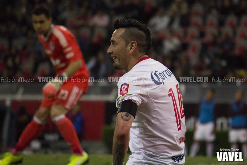Rubens Sambueza regresa a Toluca