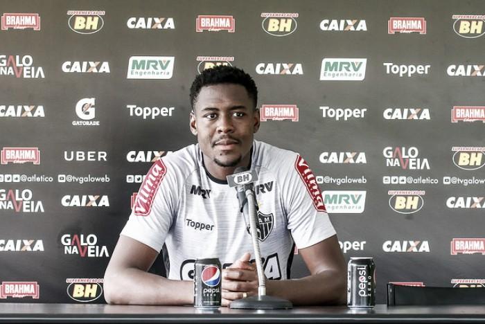 Roger Bernardo espera ter mais chances no Atlético-MG, mas cogita retorno ao futebol alemão