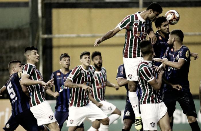 Flu vence Macaé, mas resultado não é suficiente e está eliminado na Taça Guanabara