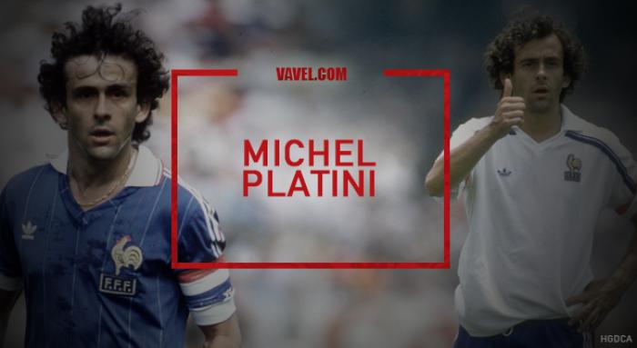 Lendas da Copa do Mundo: Michel Platini