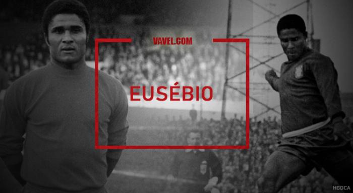 Lendas da Copa do Mundo: Eusébio