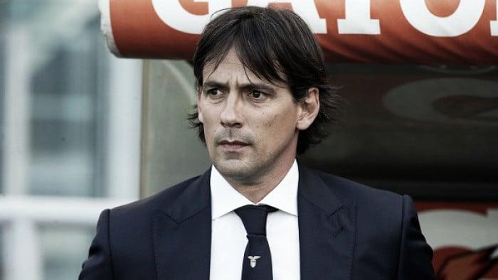 """Lazio - Inzaghi: """"Non penso alla Juventus, testa solo alla Fiorentina"""""""