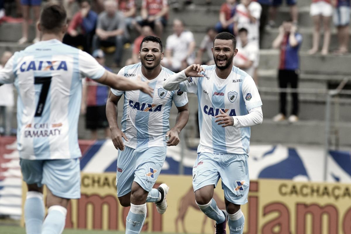 Londrina elimina Paraná nos pênaltis e garante vaga na final da Taça Caio Júnior