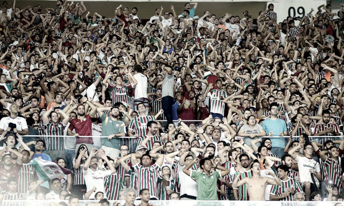Ingressos estão à venda para Fluminense x Nacional Potosí, pela Copa Sul-Americana