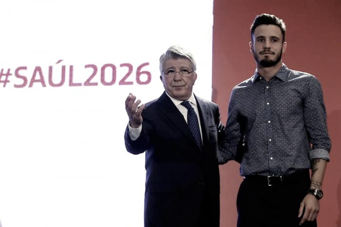 Enrique Cerezo aclara el coste del Wanda Metropolitano