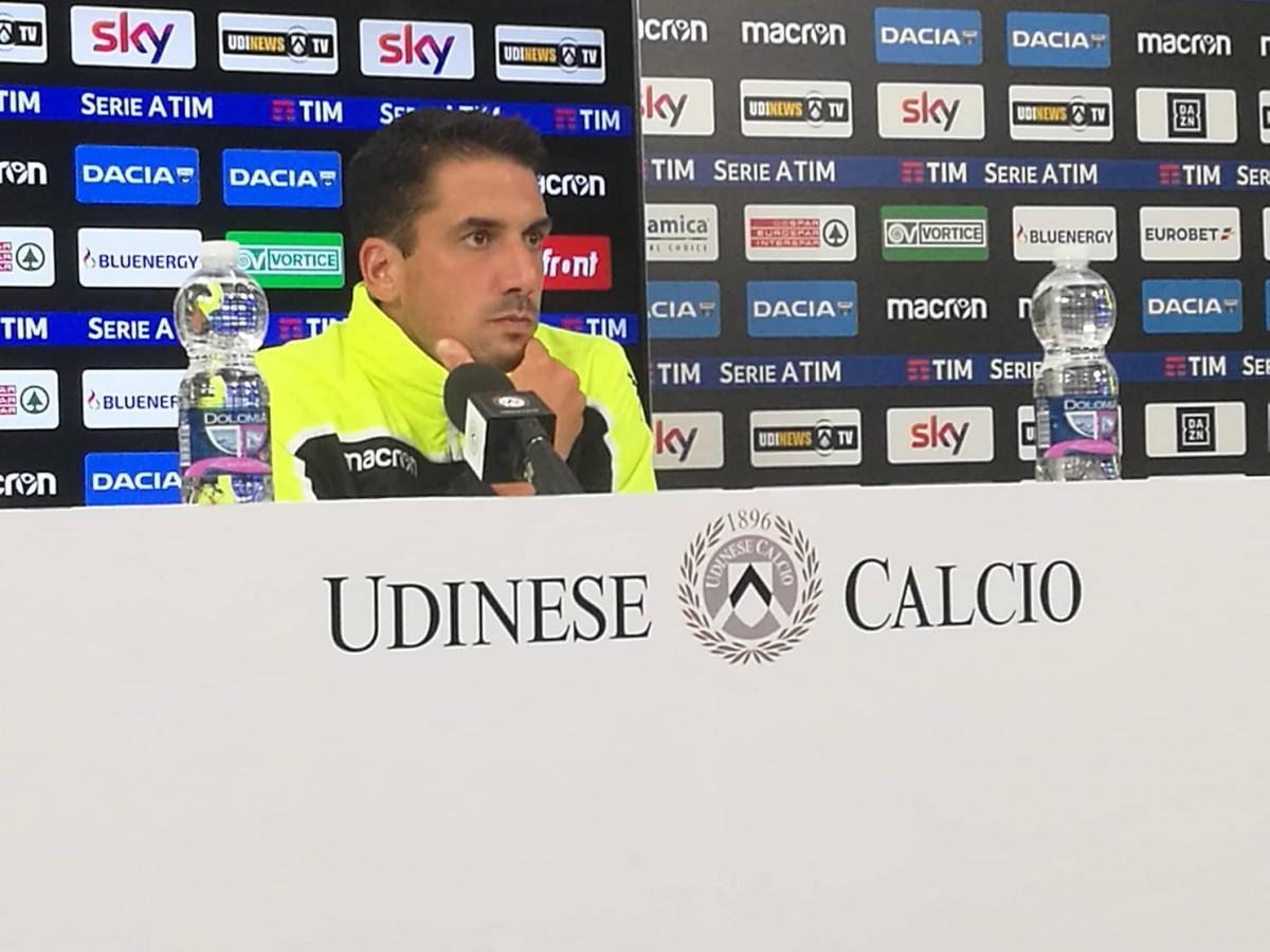 """Udinese - Velazquez: """"Fa rabbia prendere un gol del genere, ma orgoglioso della prestazione"""""""